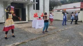 IEADJO Nova Brasília realiza o 1º Culto Infantil Drive In