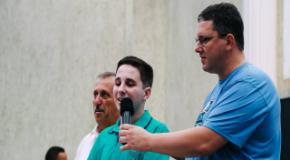 Testemunho de Superação - Adolescente Deficiente Visual participa de Evento da Uniaadjo