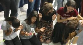 AVIVA Leste da UNIAADJO reúne centenas de adolescentes na IEADJO Shalom