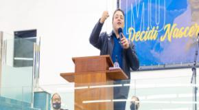 IEADJO promove reunião com futuros diáconos e esposas