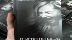 """Lançamento do Livro """"O MEDO DO MEDO"""" na IEADJO"""