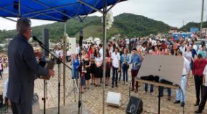 OPERAÇÃO FINADOS: IEADJO Evangeliza cerca de 150 mil pessoas no feriado