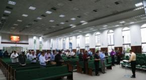 Café com Pastores Integrados IEADJO