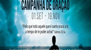 IEADJO lança Campanha de 80 Dias de Oração