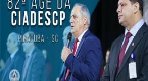 Reforma Estatutária, lançamento de livro e comunhão marcaram a 82ª AGE da CIADESCP