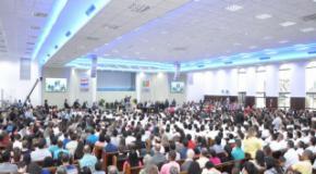 CONFIRA A PROGRAMAÇÃO: Cruzada Missionária inicia nesta segunda-feira (06)