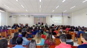 UNIAADO Realiza Mais uma EBD Regional só para Adolescentes. Bullyng foi o Tema da Lição