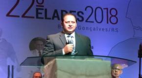 Presidente da IEADJO ministra na abertura do 22º ELADES
