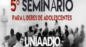 UNIAADJO promove 5ª Capacitação para Líderes neste sábado