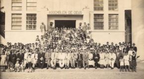 IEADJO Rumo ao Centenário: De 14 a 21 de março de 1954 acontecia a Convenção Estadual em Joinville