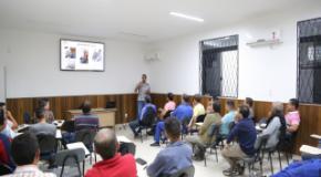 IEADJO realiza cursos sobre normas de segurança e medicina do trabalho a colaboradores