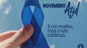 NOVEMBRO AZUL: IEADJO incentiva cuidados com a saúde do homem