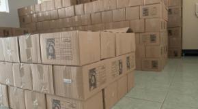 IEADJO recebe materiais para Evangelização e Discipulado