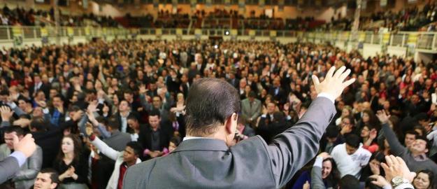 TUDO PRONTO PARA O 16º CONGRESSO INTERNACIONAL DE MISSÕES SILOÉ