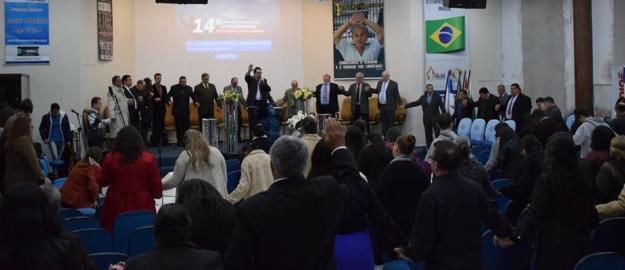 14º Congresso de Ex-presidiários é realizado em Joinville