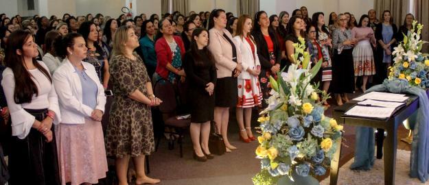 UFADVILLE reúne 400 mulheres em Retiro Espiritual
