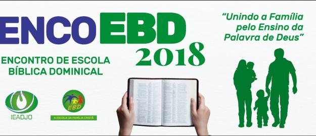 Encontro de Escola Bíblica Dominical acontece neste final de semana