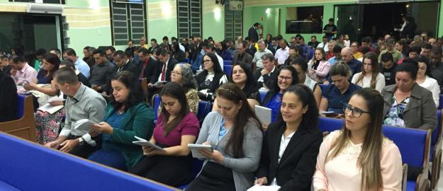 COMPED: Capacitação envolveu aproximadamente 300 inscritos na zona sul de Joinville