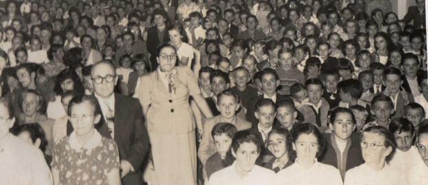 #ieadjonahistória: O avanço da Obra de Deus nas décadas de 1940 e 1980