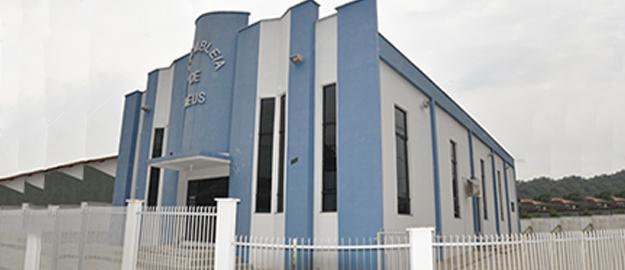 Congregação Jardim Camélia
