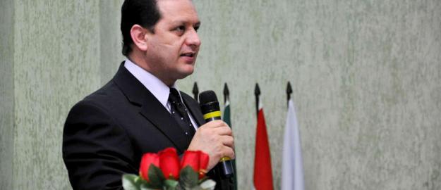 Presidente - Pastor Sérgio Melfior
